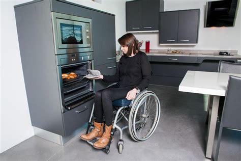 electroménager adapté aux personnes handicapées pmr et