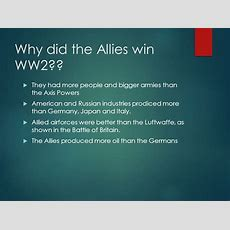Ww2  Ppt Download