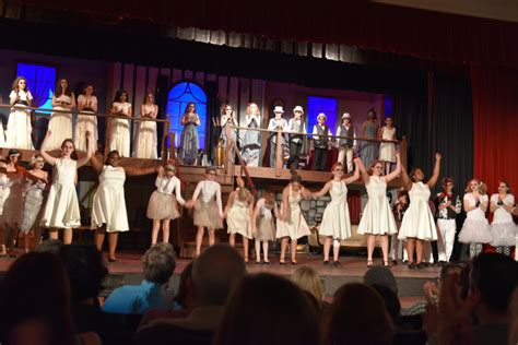 visually stunning addams family maplewood middle school
