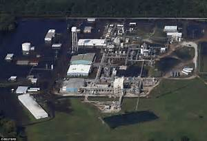Two explosions heard at flooded Texas chemical plant ...