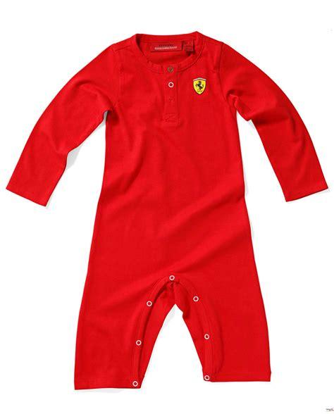 ferrari clothing ferrari clothes for the youngest extravaganzi