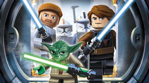Lego Luke Anakin And Yoda Star Wars Wallpaper