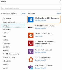 Create Windows Virtual Machine In Microsoft Azure Step By