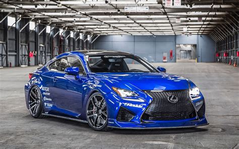 2014 Lexus Rc F By Gordon Ting Wallpaper