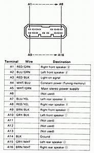 54712d 92 Honda Prelude Wiring Diagram