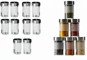 Pot En Verre Ikea : ikea gew rzglas droppar set 10 st ck glas edelstahl k chenausstattung k chenzubeh r shop ~ Teatrodelosmanantiales.com Idées de Décoration