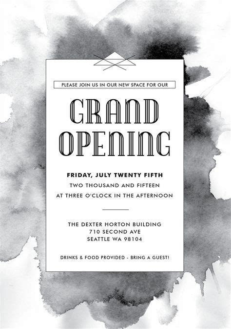 black ink  robinson paperie atgreenvelope grand opening