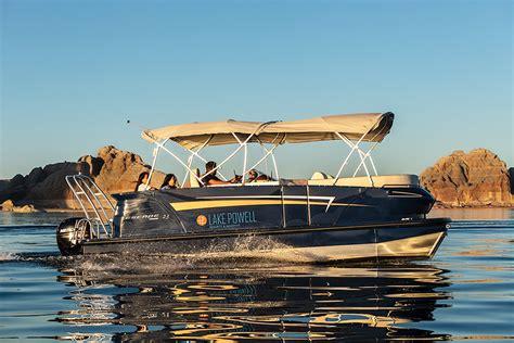 Boat Rental Page Az by Wahweap Bullfrog Marinas Powerboats Watercraft