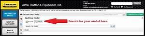 Ford Backhoe Parts Online Store Helpline 1