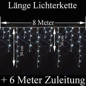 Led Weihnachtsbeleuchtung Außen : eiszapfen lichterkette au en led snowmotion 8 16 24m ~ Frokenaadalensverden.com Haus und Dekorationen