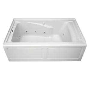American Standard Mackenzie 45 Ft Bathtub by American Standard Chion Apron 5 Ft Whirlpool Tub With