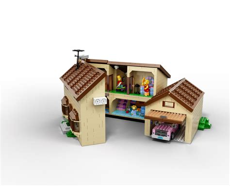 Lego Officially Announces The Simpsons Family House (71006