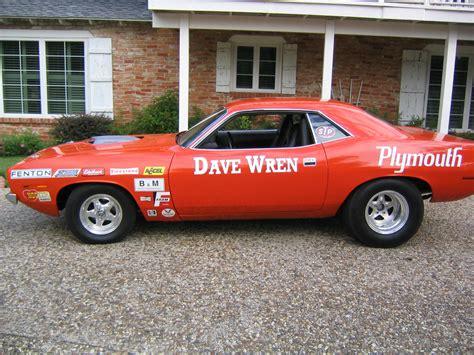 Dave Wren?s Super Stock 1970 Barracuda on eBay   Mopar Blog