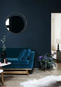 decoration murale peinture salon modern aatl With photo peinture salon 2 couleurs 4 nos astuces en photos pour peindre une piace en deux couleurs