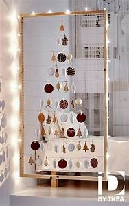 30 awesome christmas wall decor ideas decoration goals With awesome ideas comes from kohls wall decals