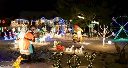 Rochester Christmas Lights Holiday Displays Fairport Beauclaire