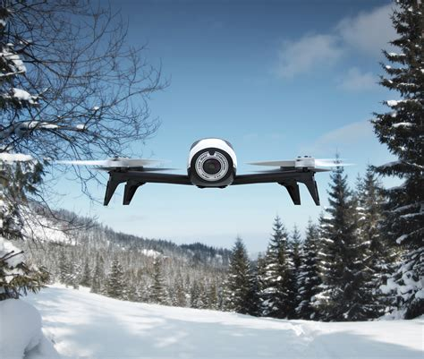 parrot bebop  drone full hd wifi quadcopter white