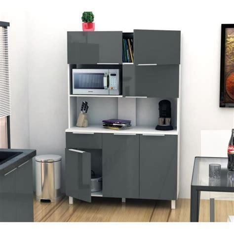 buffet haut cuisine buffet de cuisine moderne meuble pour four microondes