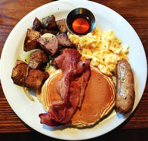 Brian Thacker Travel Writer  The Best Breakfast In The World