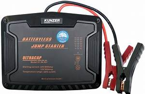 Kunzer Csc1224 Batteryless Jump Starter