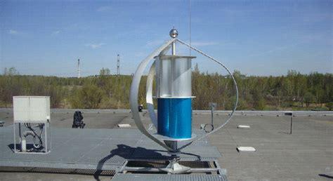 Ветросиловая установка с ротором Дарье . ветросиловые установки