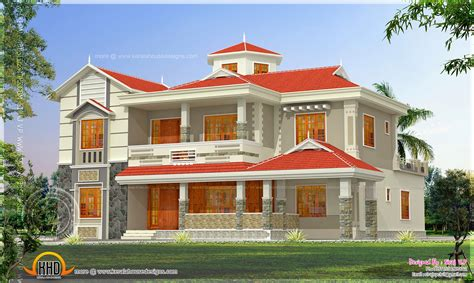 House Elevation In 300 Square Meter