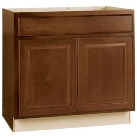 home depot bar sink cabinet hton bay hton assembled 36x34 5x24 in sink base