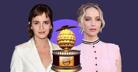 Razzies Nominations Golden Raspberry Awards Honour