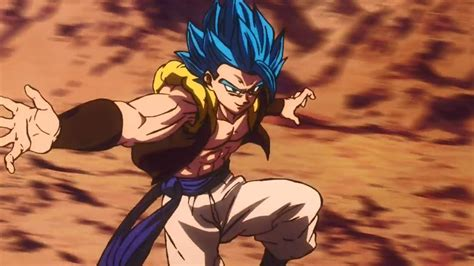 dragon ball super broly teaser trailer  gogeta  broly