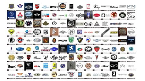 Auto Manufacturers Logos by Car Manufacturers Logos 7 Car Manufacturers Logos Car