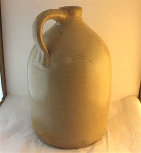 Bargain John's Antiques   Edmands & Co. Stoneware Crock