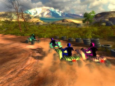 atv quadro racing  screenshot freeware filescom
