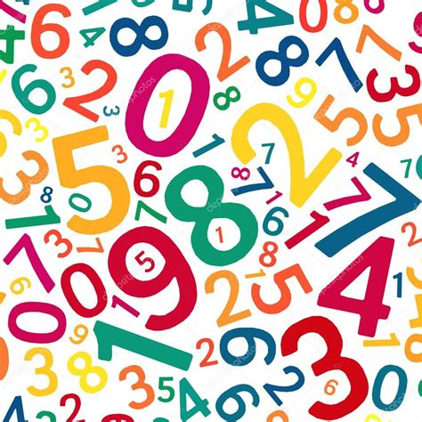 numbers background stock photo asafeliason 48545339
