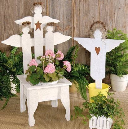 Old Chairs For Garden Planters Angel Planter