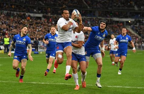 Autumn Nations Cup France v Italy Preview - Rugby World
