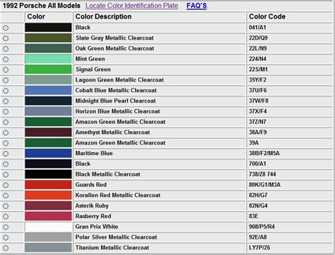 porsche mint green paint code cobalt blue 944 page 3 rennlist porsche discussion