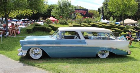 Hot Rods And Muscle Cars At