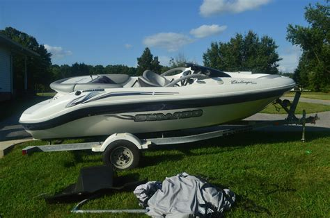 Sea Doo Jet Boats For Sale Maryland by Sea Doo Challenger 1800 2003 For Sale For 4 500 Boats