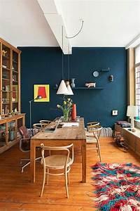 Farben Für Wände Ideen : 45 super ideen f r farbige w nde ~ Markanthonyermac.com Haus und Dekorationen