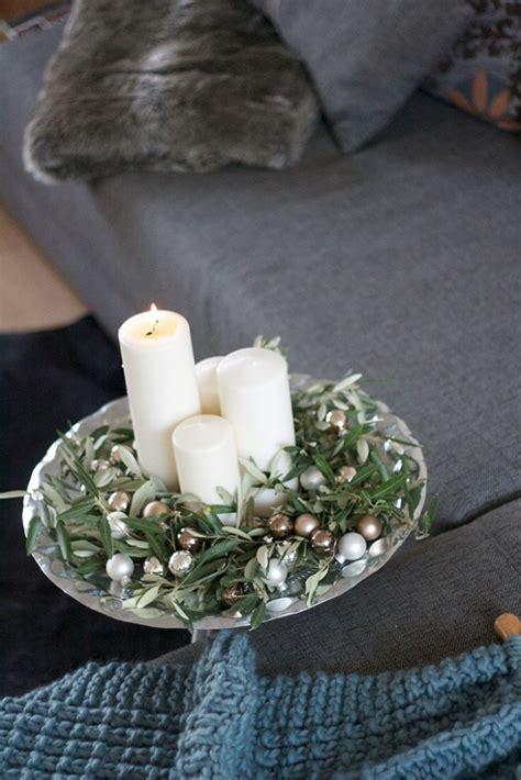 adventskränze trend 2015 dekoration adventskranz mit olivenzweigen deko diy