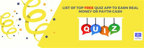 Mobile Quiz App by Rs 8000 Proof Top 8 Free Quiz App To Earn Real Money Or