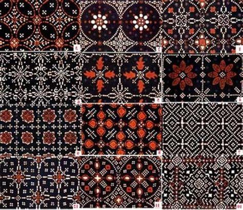 motif isen sebagai pelengkap batik jnj batik