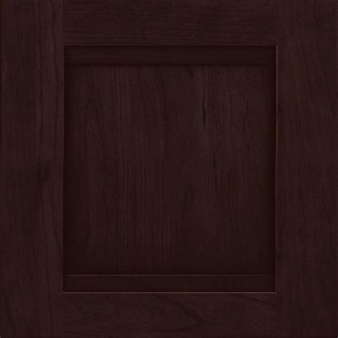 kraftmaid kitchen cabinet doors kraftmaid 15x15 in cabinet door sle in sonora cherry 6713