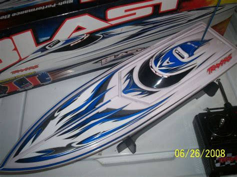 Traxxas Nitro Boats For Sale by Traxxas Blast Boat Rtr For Trade R C Tech Forums