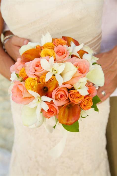 St John Virgin Islands Florists Beach Wedding Flowers
