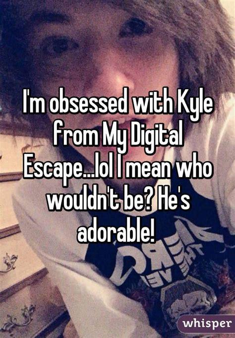 Kyle David Hall Quotes