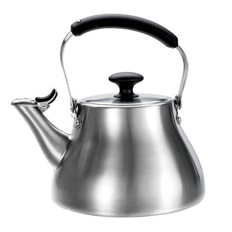 tea kettle stove kettles gas amazon stainless brushed oxo classic