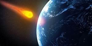 Nasa Spots New Hazardous Asteroid Heading For Earth ...
