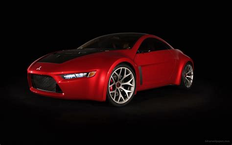 Mitsubishi Ra Concept Widescreen Wallpaper