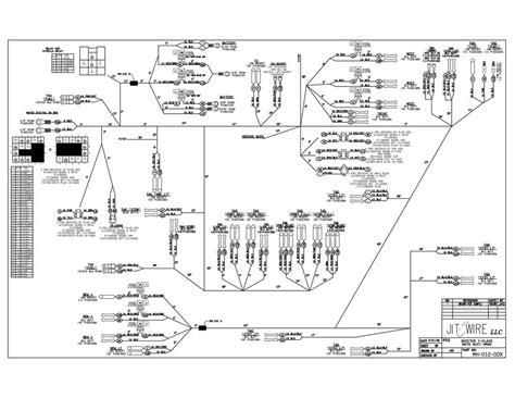 2001 Bayliner Wiring Diagram by Bayliner Wiring Diagram Wellread Me